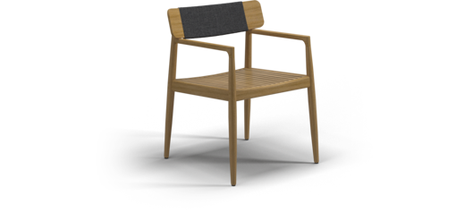 Picture of ARCHI DINING CHAIR WITH ARMS